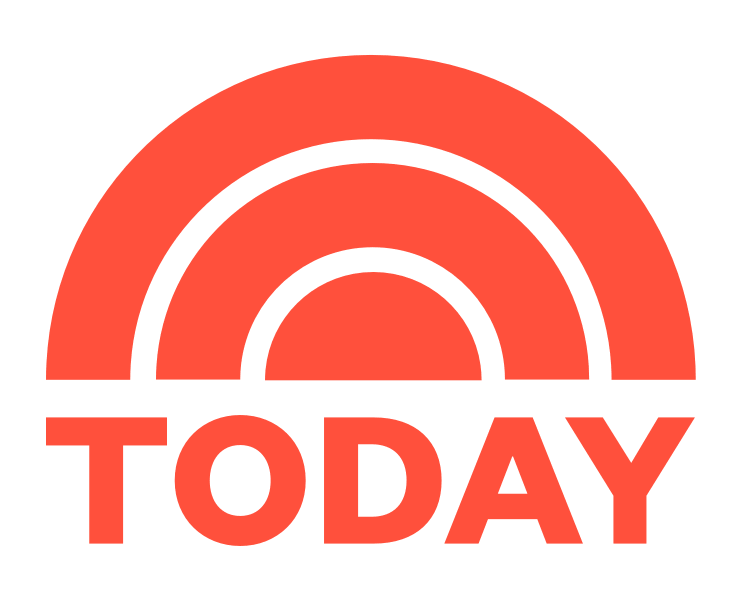 today show logo in red
